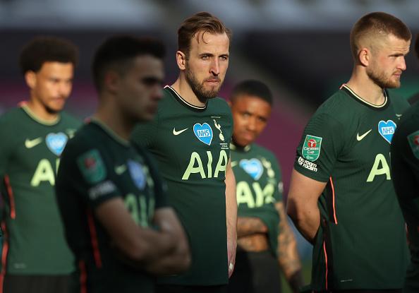 Tottenham going backwards