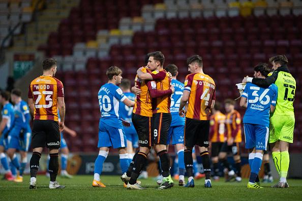 Bradford City v Crawley