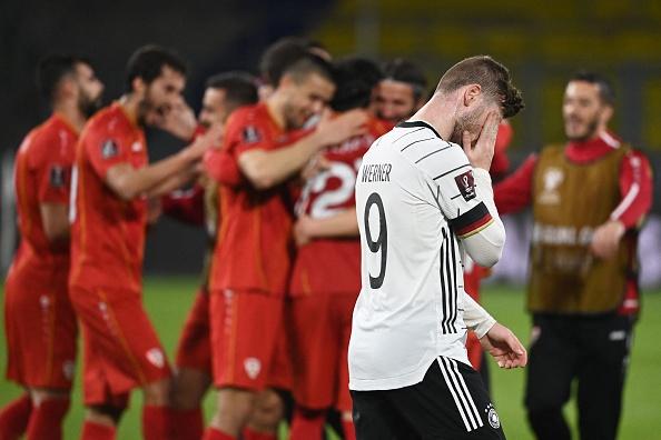 North Macedonia Defeat