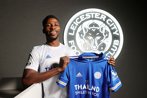 Iheanacho new contract