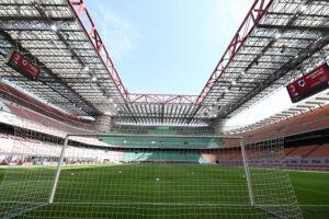 AC Milan Striker
