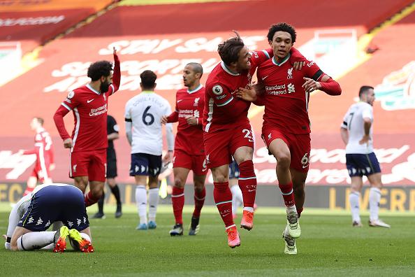 Liverpool Defeat Aston Villa
