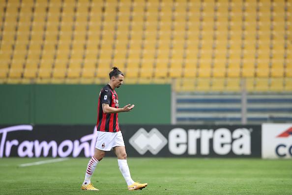 Zlatan Ibrahimović Suspended