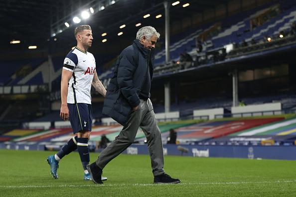 Tottenham Hotspur Sack Jose Mourinho