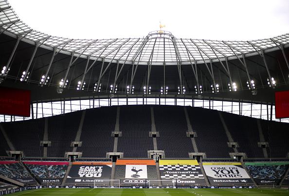 Tottenham Hotspur hot seat