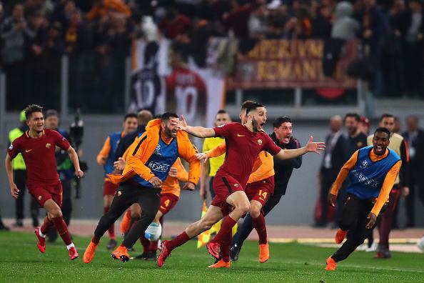 Champions League quarter-final