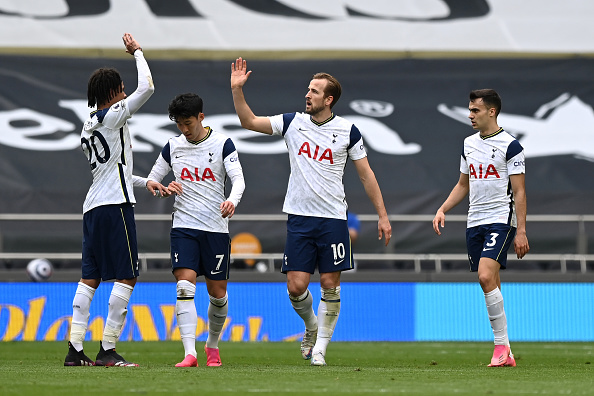 Tottenham Hotspur's Top Four