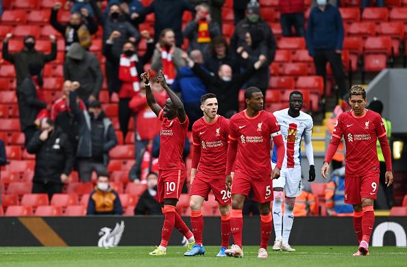 Premier League top four