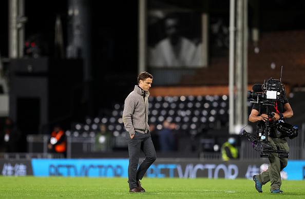 Fulham relegated