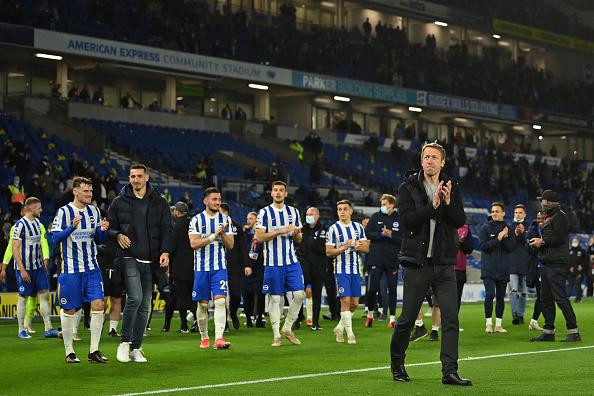 Brighton & Hove Albion Season Review