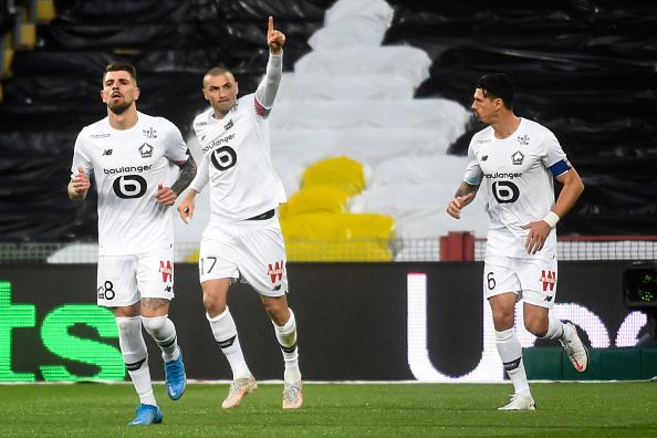 Ligue 1 title race