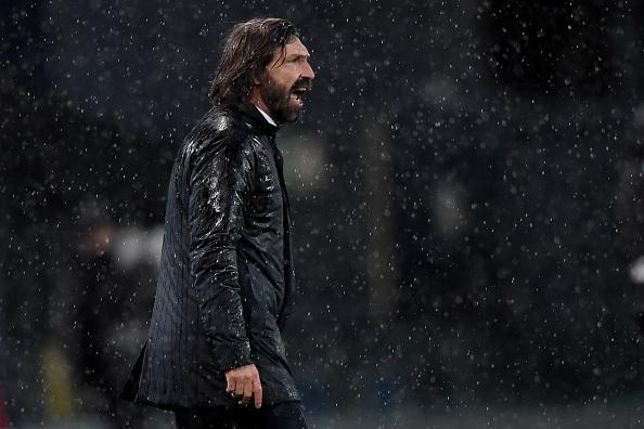 Juventus Andrea Pirlo