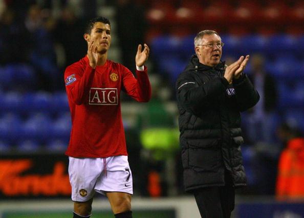 Manchester United monitoring Cristiano Ronaldo