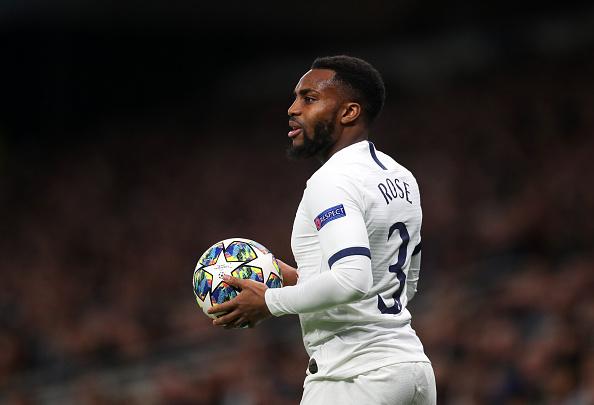 Danny Rose leaves Tottenham Hotspur