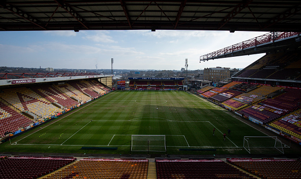 Bradford City out of contract