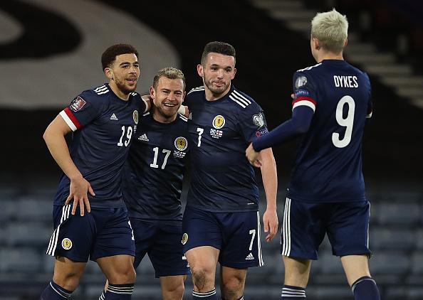 Scotland Euro 2020