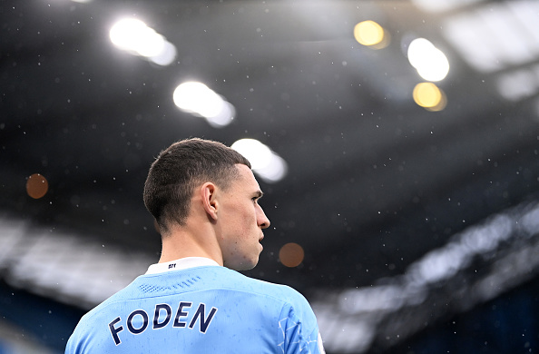 Phil Foden's game time