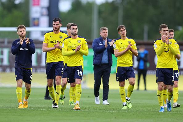 Oxford United season review