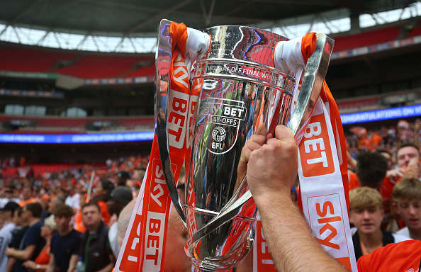 Blackpool play-offs