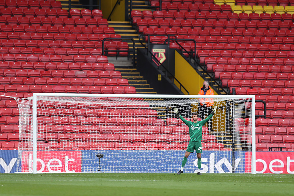 Watford's goalkeeping dilemma