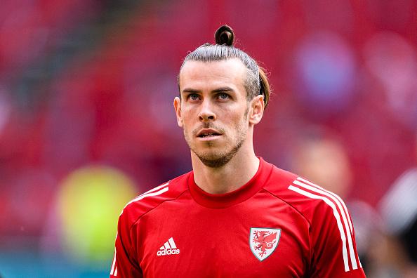 Gareth Bale second season