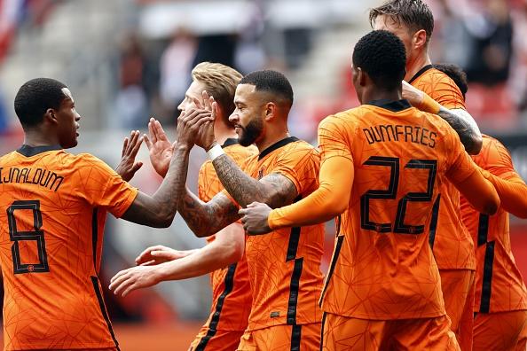 Netherlands Euro 2020