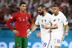 Portugal and France