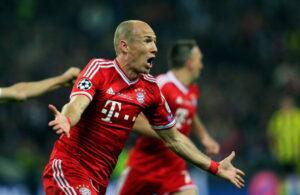 Arjen Robben Retires