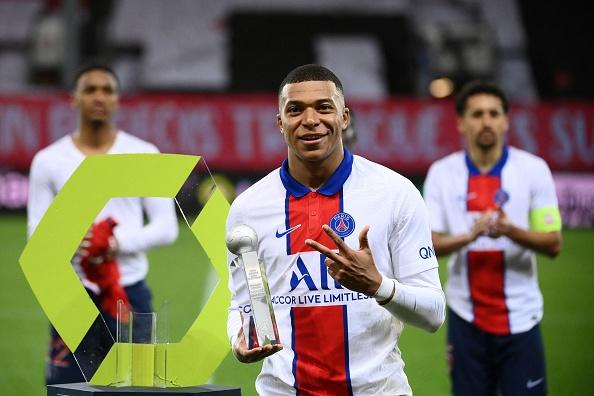 Kylian Mbappe contract