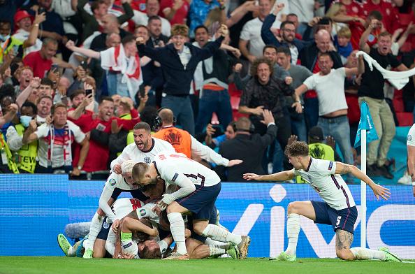 Gareth Southgate's England Side