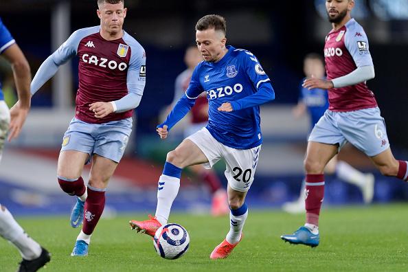 Everton Forward Bernard