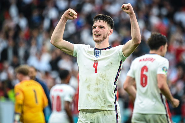 Declan Rice Rejects