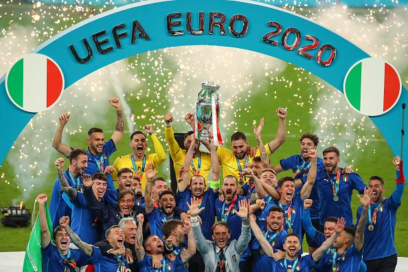 Italy Euro 2020 Final