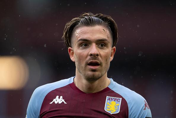 Jack Grealish transfer