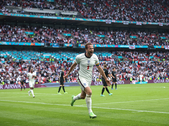 what time is England kick off