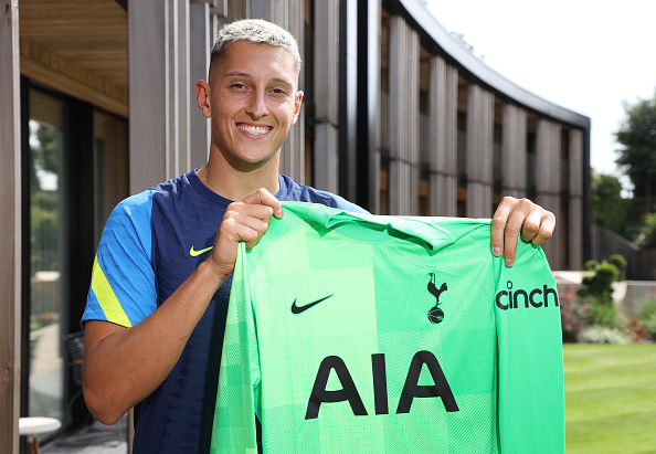 Tottenham Hotspur's future goalkeepers