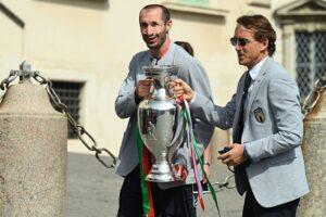 Italy manager Roberto Mancini