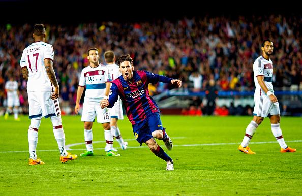 Messi's greatest Barcelona goals