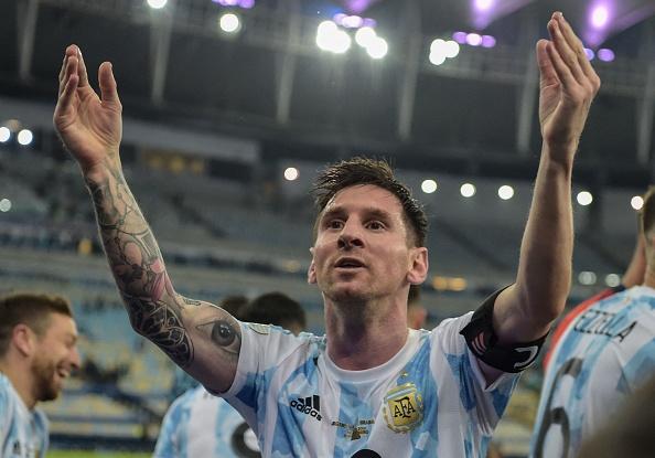 Lionel Messi Deal