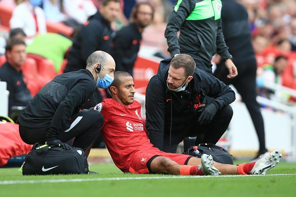 Thiago Alcantara injury