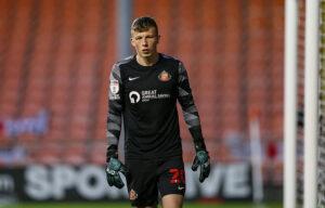 Sunderland's goalkeeper