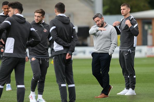 Sunderland head coach