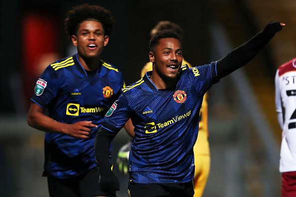 Manchester United U21s