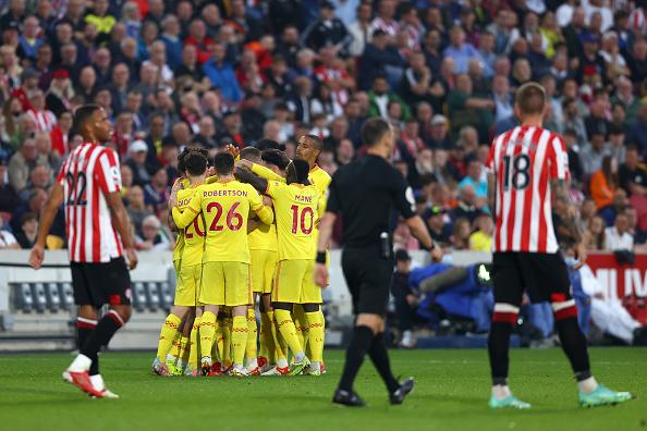 Liverpool remain unbeaten