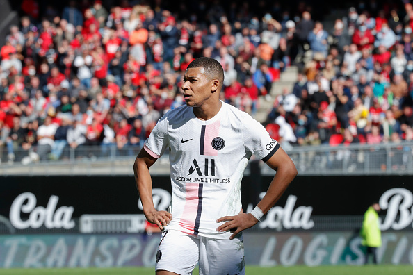 Kylian Mbappe's contract