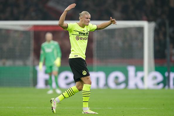 Erling Haaland exigirá £ 30 millones al año para dejar el Borussia Dortmund