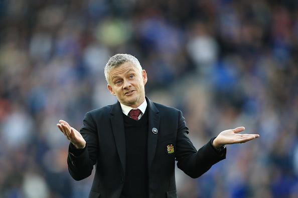 United Manager Ole Gunnar
