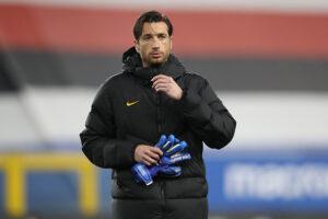 Goalkeeper Antonio Mirante