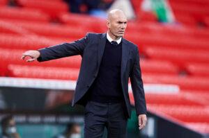 zinedine zidane manchester united manager