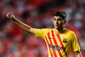 Pedri Extends Barcelona Contract